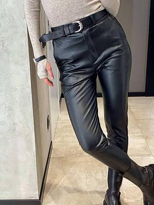 Женские брюки Fleece black