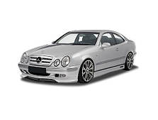 Mercedes Benz CLK Coupe (C208) (1997 - 2002)