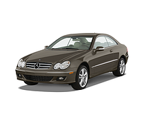 Mercedes Benz CLK Coupe 2 (C209) (2002 - 2009)