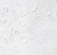 Тканинна шторка для душа 180х200 см White cell, фото 6