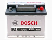 Авто аккумулятор Bosch 0092S30020