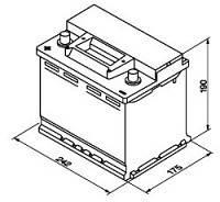 Авто аккумулятор Bosch 0092S30060