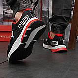 Кросівки чоловічі 18302, Puma LQDCELL, чорні, [ 41 42 43 44 45 46 ] р. 41-26,5 див. 42, фото 5