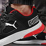 Кросівки чоловічі 18302, Puma LQDCELL, чорні, [ 41 42 43 44 45 46 ] р. 41-26,5 див. 42, фото 8
