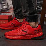 Кросівки чоловічі 18303, Puma LQDCELL, червоні, [ 41 42 43 44 45 46 ] р. 41-26,5 див. 45, фото 2