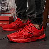 Кросівки чоловічі 18303, Puma LQDCELL, червоні, [ 41 42 43 44 45 46 ] р. 41-26,5 див. 45, фото 3