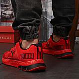 Кросівки чоловічі 18303, Puma LQDCELL, червоні, [ 41 42 43 44 45 46 ] р. 41-26,5 див. 45, фото 4