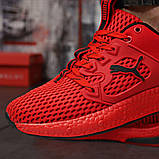 Кросівки чоловічі 18303, Puma LQDCELL, червоні, [ 41 42 43 44 45 46 ] р. 41-26,5 див. 45, фото 7