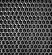 "EVA лист ""Сота"" 140х225х1см Черный"