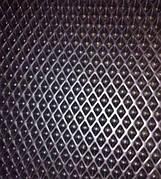 """EVA лист """"Ромб"""" 140х225х1см чёрный"""