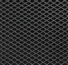 "EVA лист ""Ромб"" 140х225х1см чёрный, фото 3"