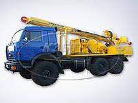 Буровая установка УРБ-2А-2