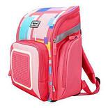 Рюкзак Upixel Funny Square School-Розовый, арт.WY-U18-007B, фото 3