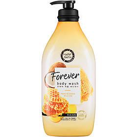 Гель для душа с медом и кокосом Happy Bath Forever Perfume Body wash Honey & Coconut 900 г