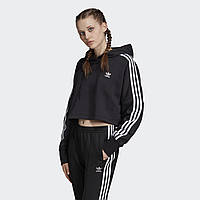 Женский реглан Adidas 3-Stripes Cropped(Артикул:ED7554)