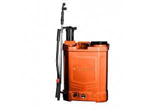 Обприскувач акумуляторний (16р) Sturm GS8216BM, з ручною підкачкою