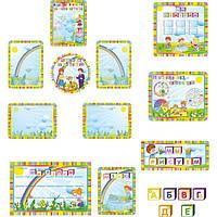 Оформлення стендів у дитячому садку: група Алфавіт, фото 1