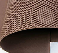 EVA для изготовления автоковриков (EVA листовой) КОРИЧНЕНВЫЙ 10мм Лист 140х225см