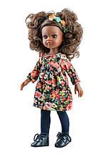 Лялька Паола Рейну Нора в кольоровому сукню Paola Reіna