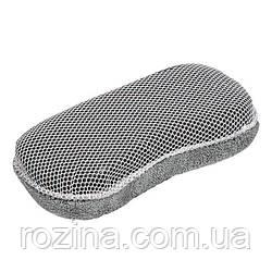 Губка для миття, мікрофібра з сіткою, ES2472