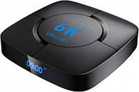 Приставка Transpeed 6K   4/64 GB   Allwinner H616   Android TV Box, фото 1