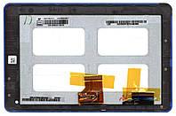 Матрица с тачскрином (модуль) для планшета Acer Iconia Tab B1-A71 черный с рамкой