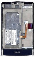 Матрица с тачскрином (модуль) для Asus Eee Pad MeMO ME171 черный с рамкой