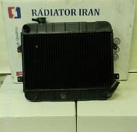 Радиатор ВАЗ 2101 медный 2 рядный (пр-во Иран Радиатор)