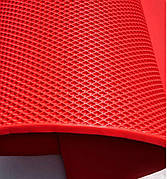 EVA для изготовления автоковриков (EVA листовой) КРАСНЫЙ 10мм Лист 140х225см