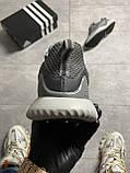 Adidas Alpha Bounce Gray (Серый), фото 2