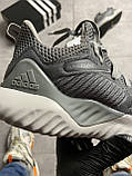 Adidas Alpha Bounce Gray (Серый), фото 4
