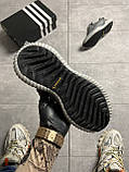 Adidas Alpha Bounce Gray (Серый), фото 5