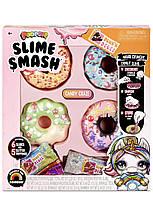 Пупси Слайм Донат Оригинал Poopsie Slime Smash Sprinkle Spree with Crunchy Donut Slime