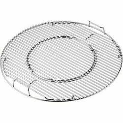Комбінована Решітка Gourmet BBQ System для гриля вугільного 57 см, нержавіюча сталь 8835 WEBER