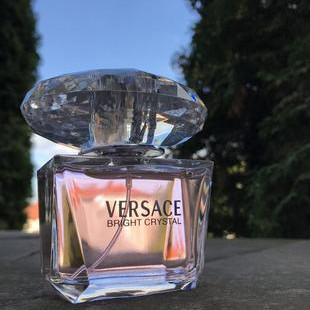 Женские духи Versace Bright Crystal, Женская туалетная вода Версаче Брайт Кристал, Парфюм Версаче Кристал