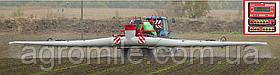 Обприскувач Goliat Plus 3600/27/РНR (гідравлічний підйом і розкладання крил)