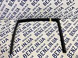 Уплотнитель стекла сзади справа Mercedes W221 A2217353025, фото 2