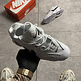Nike Air Barrage White Black (Білий), фото 3