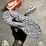 Nike Air Barrage White Black (Білий), фото 5