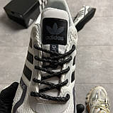 Adidas ZX 750 HD White (Белый), фото 2