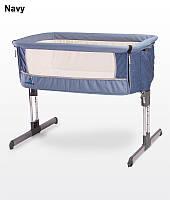 Дитяче ліжко Caretero Sleep2gether