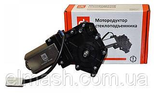 Моторедуктор склопідіймача ВАЗ 2109 правий (квадрат) 12В, 30Вт <ДК>