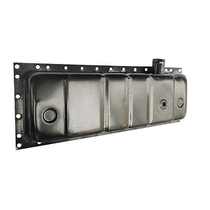 Бак радіатора нижній метал 36-1301070 (JFD), фото 2