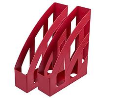 Вертикальный лоток ЛВ-01 темно-красный