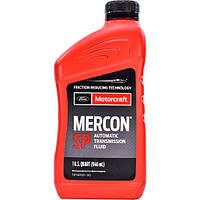 Трансмиссионное масло Ford Motorcraft Mercon SP 0,946л, фото 1