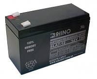 Аккумулятор кислотный 12v 7ah RHINO SLA7-12 – надёжный источник питания
