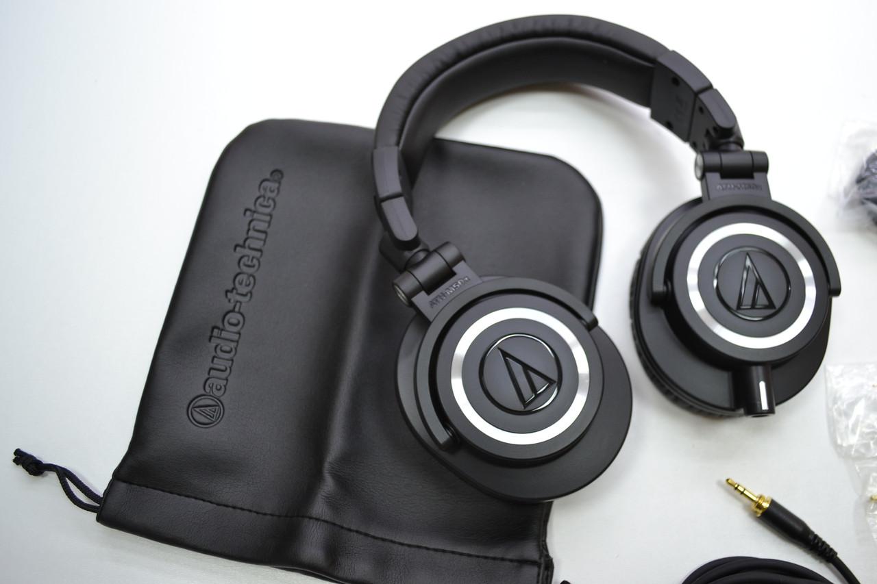 Новые Наушники Audio-Technica ATH-M50x Оригинал!