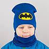 Шапки для Хлопчиків Бетмен - Комплект електрик, фото 3