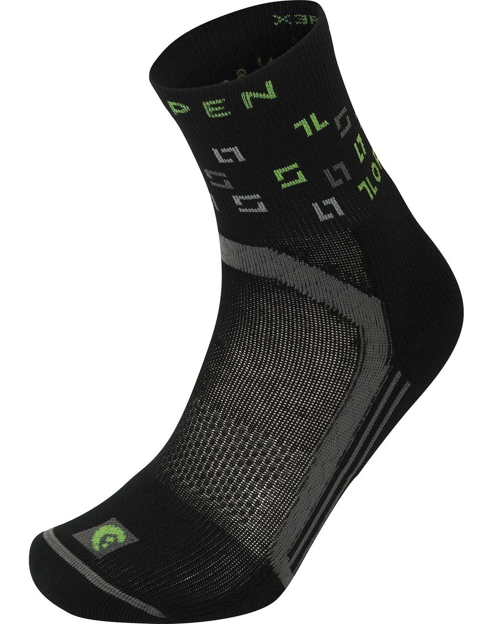 Шкарпетки Lorpen T3 Men's Running Padded X3RP Black M (6210162 9937 M)