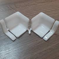 Соединительная фурнитура к плинтусу для ванны БВУ25